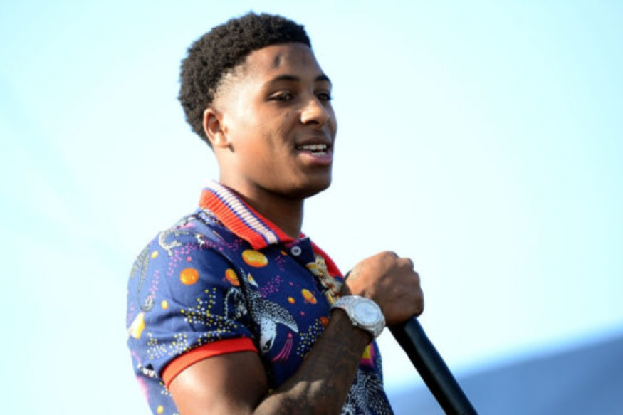 Rapper NBA YoungBoy freed from Louisiana jail