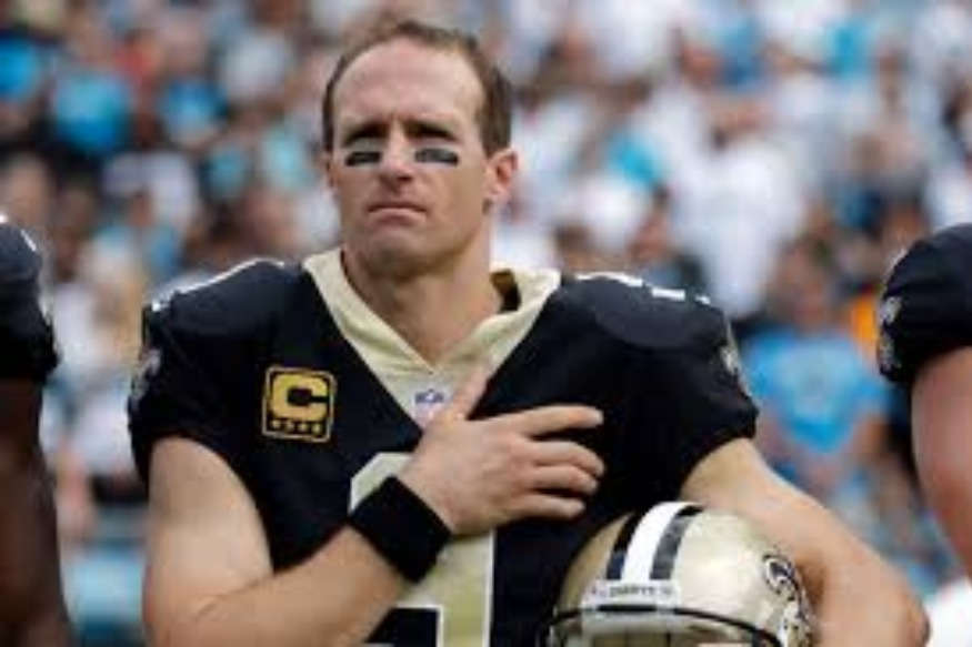 Drew Brees against kneeling during Anthem; fellow players speak against him