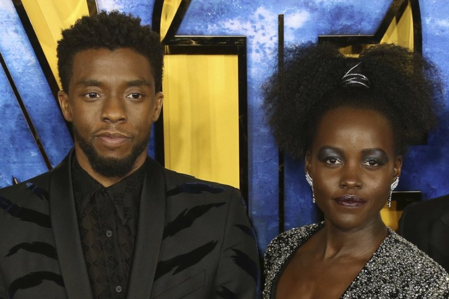 Lupita Nyong'o says Chadwick Boseman's 'power lives on'