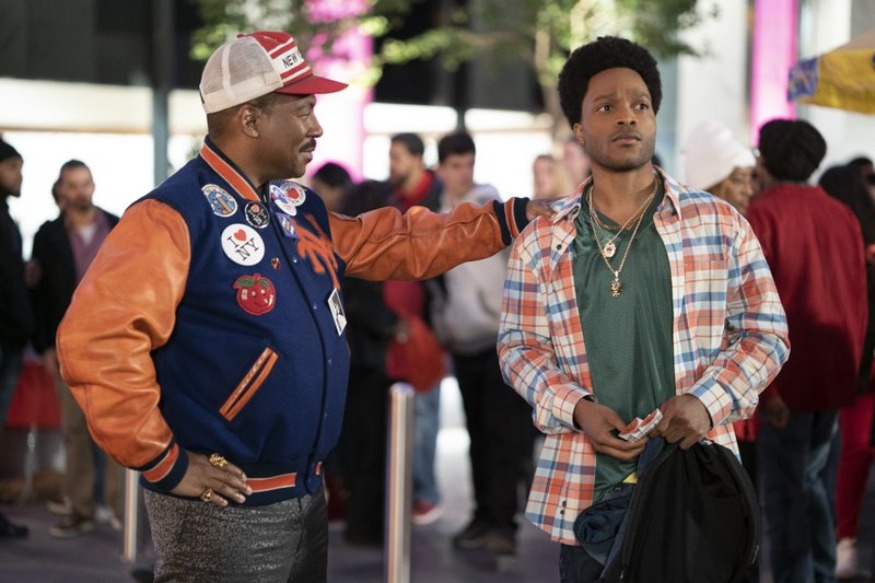 Review: An updated 'Coming 2 America' for a #MeToo world